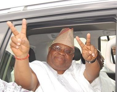 Health failure rumours: Adeleke is hale and hearty- Osun PDP