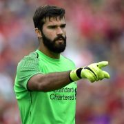 Liverpool's Alisson is world's best goalkeeper