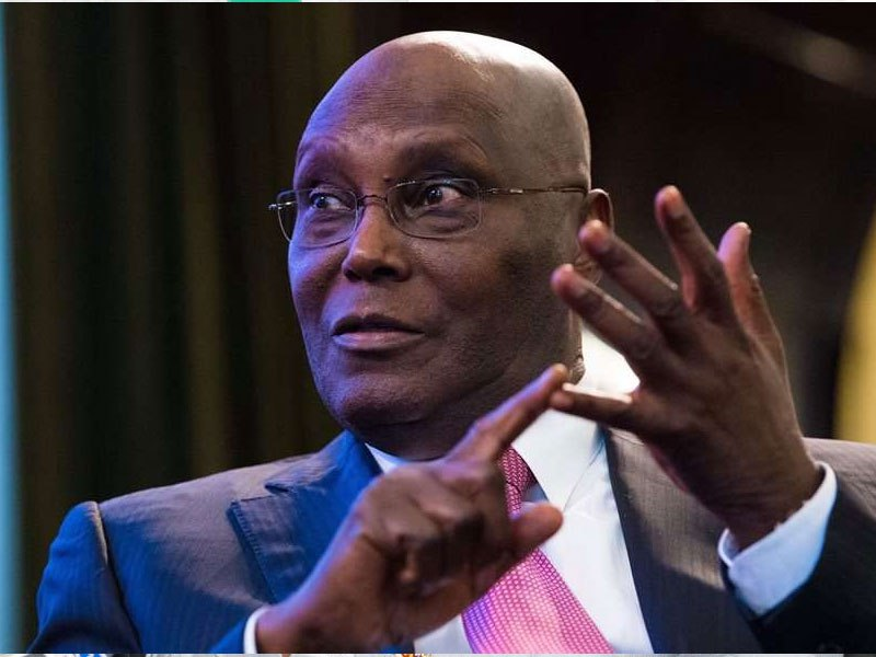 Atiku opens presidential campaign by articulating his promises in 'Atiku Plan'