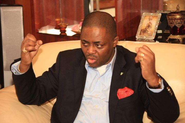 FFK slams Buhari for comment on Nigerians in Paris