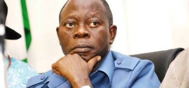 DSS did not arrest me- Oshiomhole