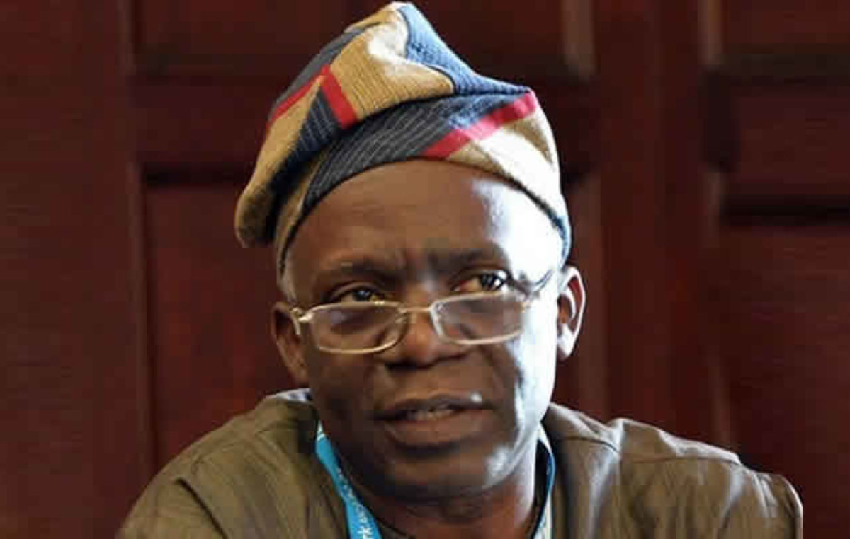 Fear of ICC made Jonathan concede defeat – Femi Falana