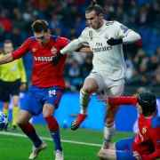 Real Madrid suffer biggest home defeat in the Champions League