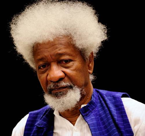 Soyinka speaks about Buhari's cloning and identity theft