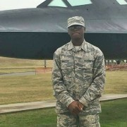 19-year-old man reportedly becomes the youngest Nigerian to fly US Air Force plane (Photos)
