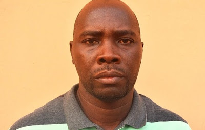 EFCC arrests ex-JAMB staff for N10m fraud (Photo)