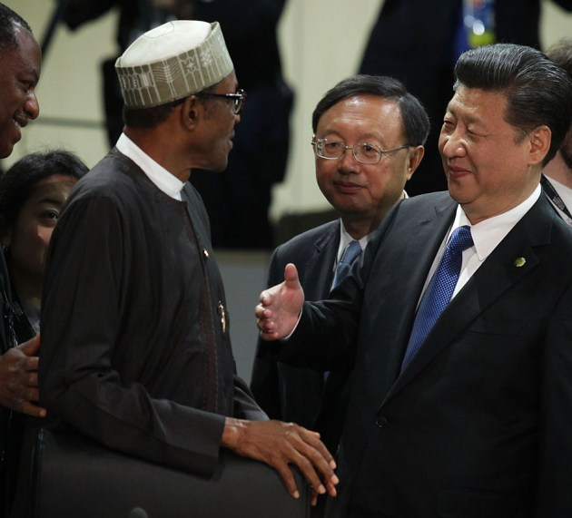 Exclusive: China's slowing economy may hurt Nigeria