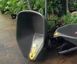 pour wheelbarrow