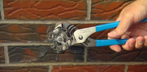 How To Repair A Leaking Outdoor Faucet Hose Bibb Todays