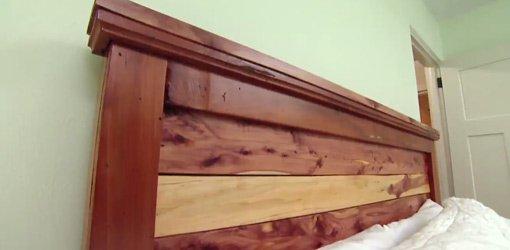 Diy Headboard For Your Bedroom Today S Homeowner