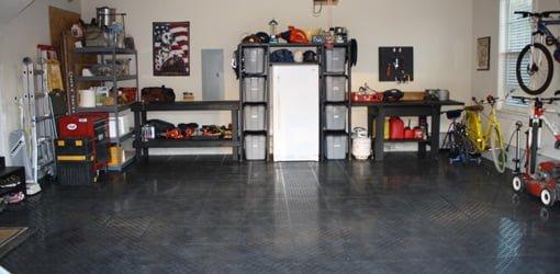 Garage Organization Makeover Today S Homeowner
