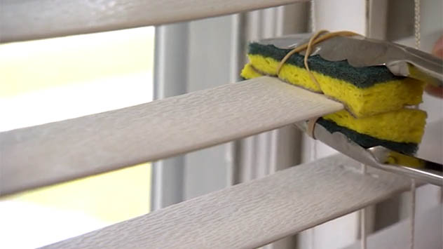 The Easy Way To Clean Window Blinds Todays Homeowner