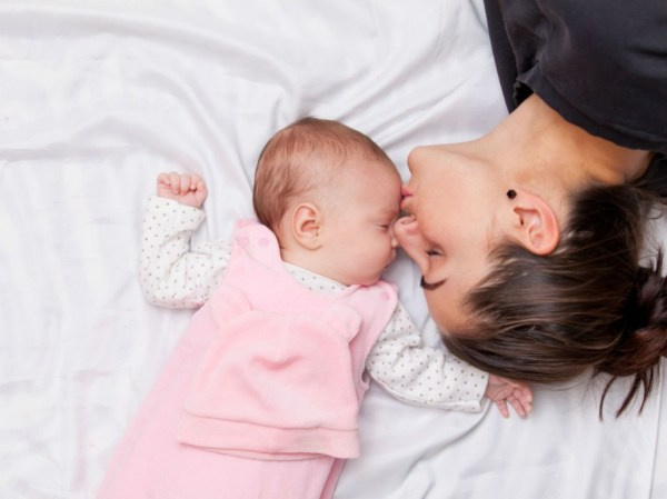 Why moms love that new baby smell Todays Parent