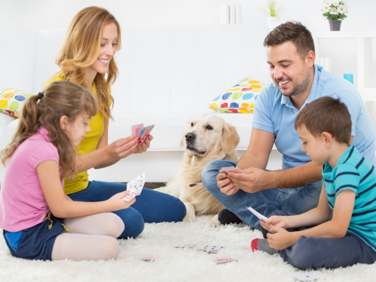 10 kid friendly card games   Today s Parent Have a fun and inexpensive family night by playing one of these kid friendly  card games