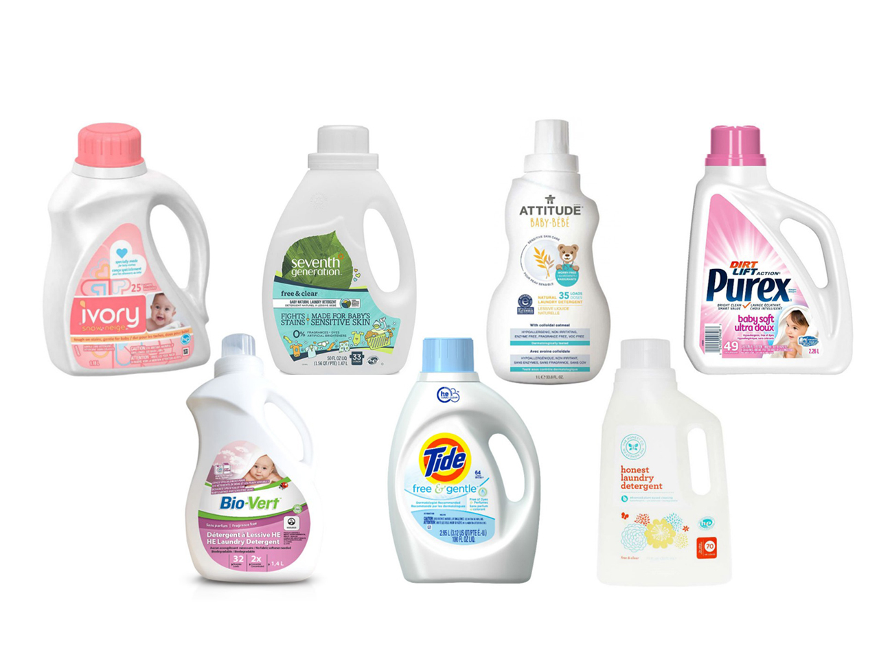 Best Baby Laundry Detergents Of 2018 Today S Parent