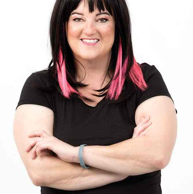 Featured Pink Woman: Michelle Anderson