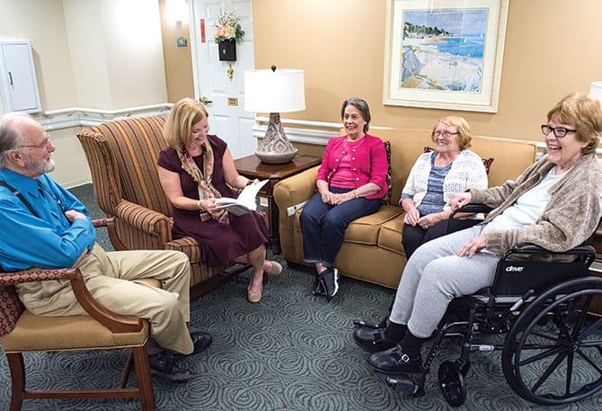 Today's Transitions Innovation Awards Winner: Belmont Village Senior Living