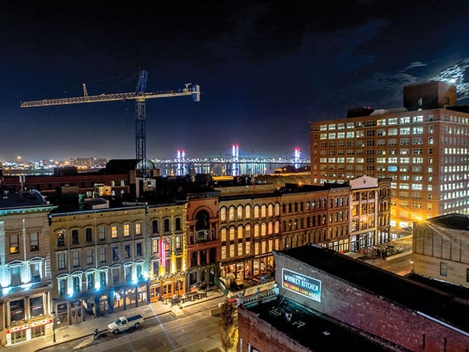 Community Gifts: Whiskey Row Revitalization