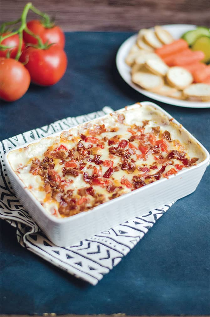 Take This Hot Brown Dip to the Derby Party