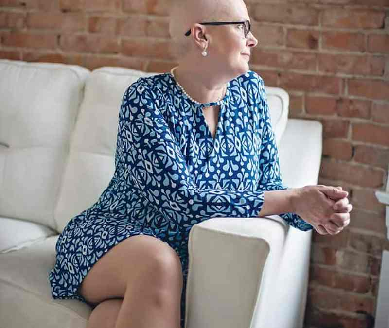 Facing the Cancer Storm: Marijane Beeland