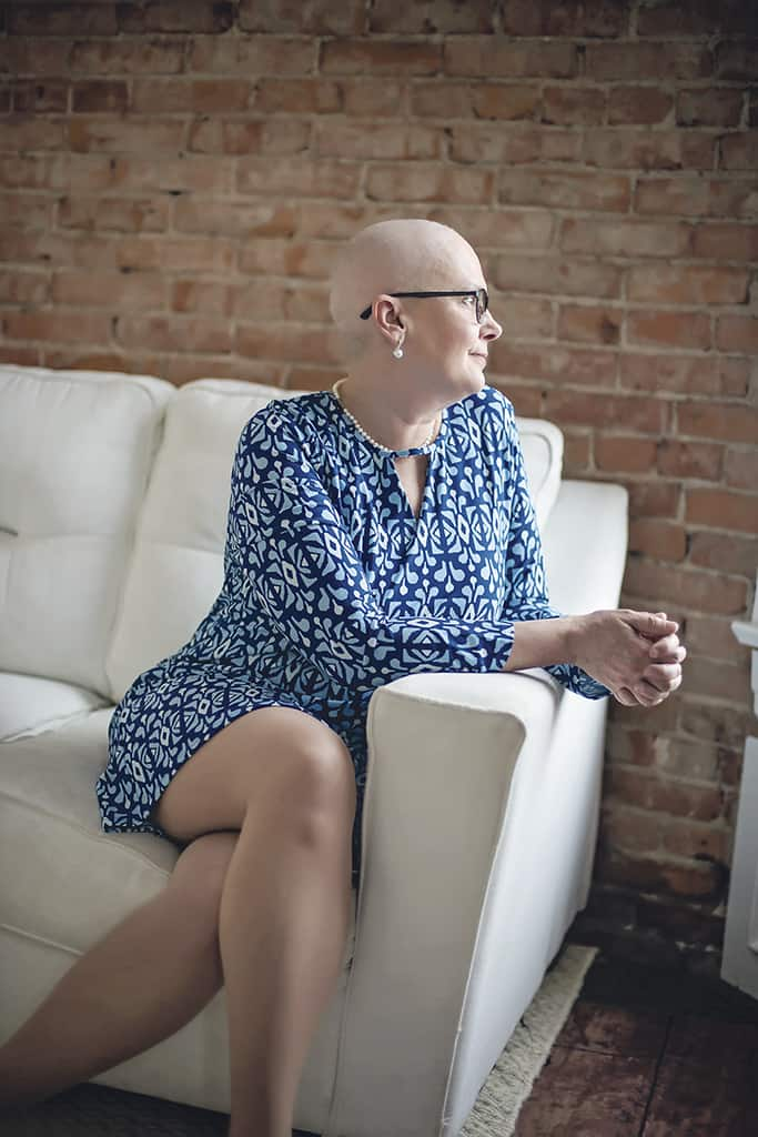 Facing the Cancer Storm: Marijane Beeland