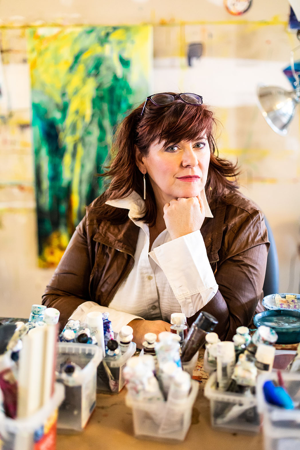 Artisans + Crafters: Dru Pilmer