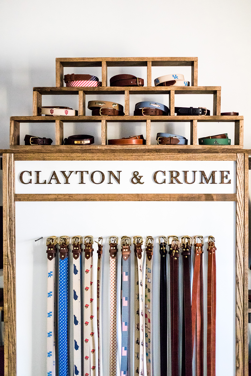 Artisans + Crafters: Clayton & Crume