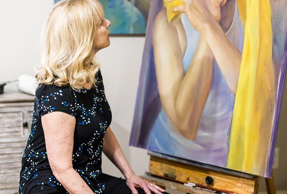 Artisans + Crafters: Debra Lott