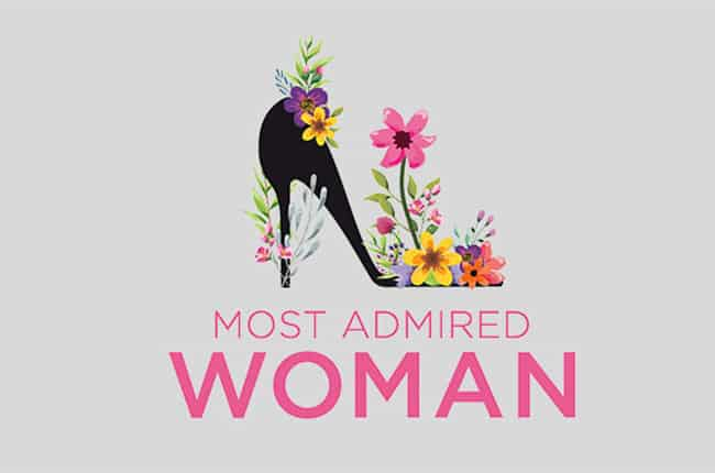 Vote! 2019 Most Admired Woman Winners Determined by Readers