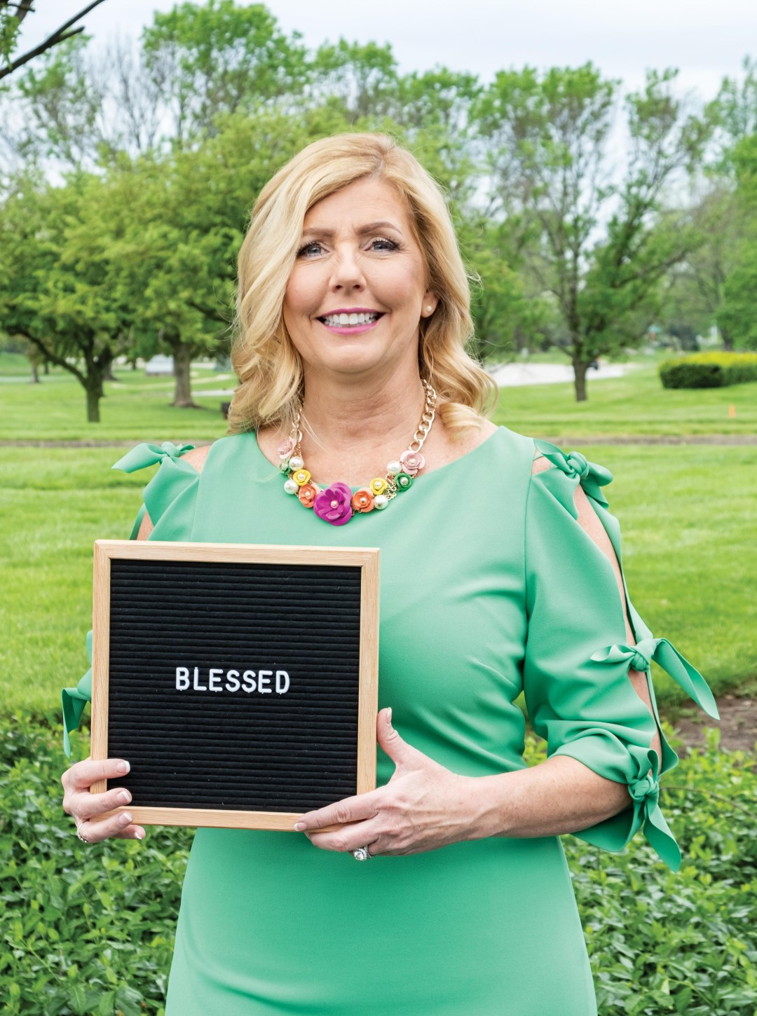 Meet Dana Huber, 2019 Most Admired Woman — Food & Entertainment