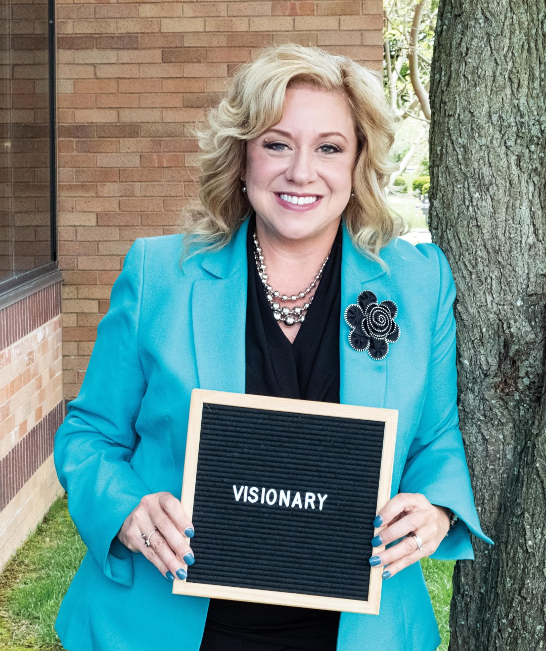 Meet Jennifer Helgeson, 2019 Most Admired Woman — Community / NonProfit