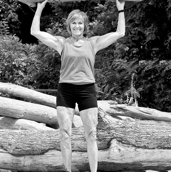 How This Woman Fits in Exercise while Caregiving for Her Mother and Her Daughter