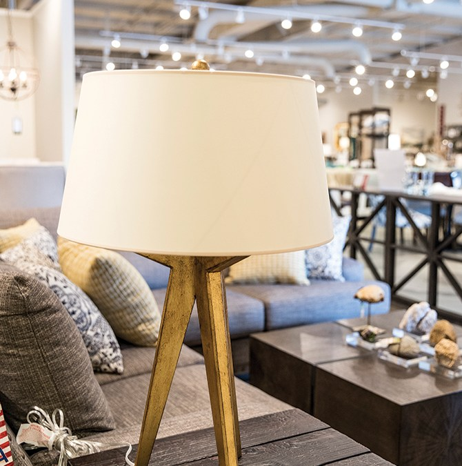 Local Items To Create A Luxe Fall Home