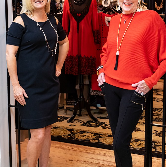 The Timelessness of Margaret's Fine Consignments
