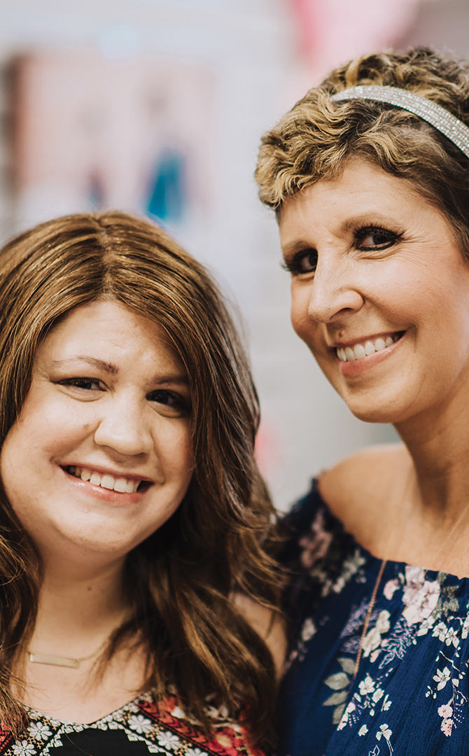 Finding Light in Cancer's Shadow: Jackie Jones & Kayla Alvey