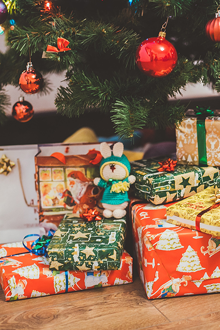 Join Them in Giving Toys to Military Families