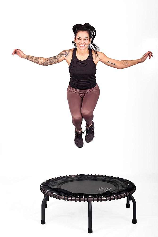 Fitness Challenge – Aimee Bratetic