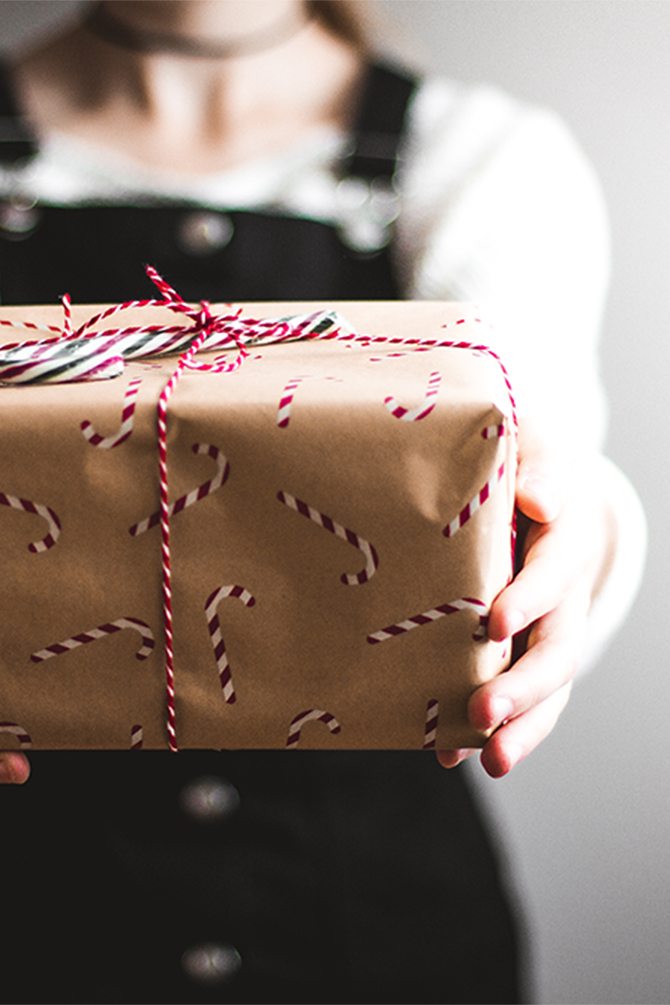 'Tis The Season to Learn The Getting In Giving