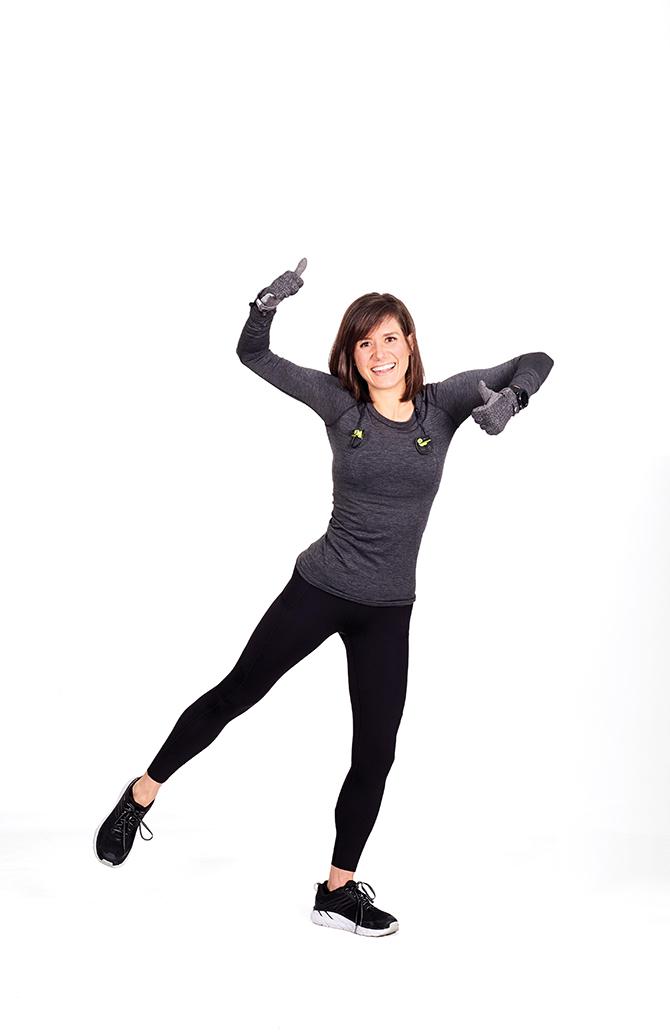 Fitness Challenge – Cindy Baerny