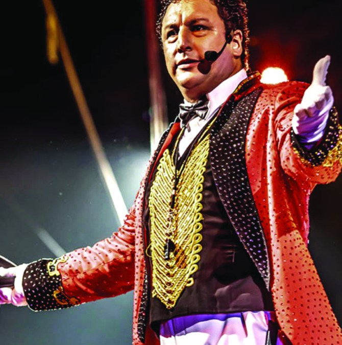 Win Four Tickets to the Kosair Shrine Circus
