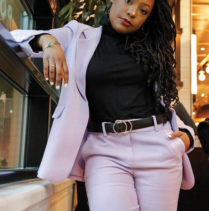 What I Am Wearing – Aisha Woodford