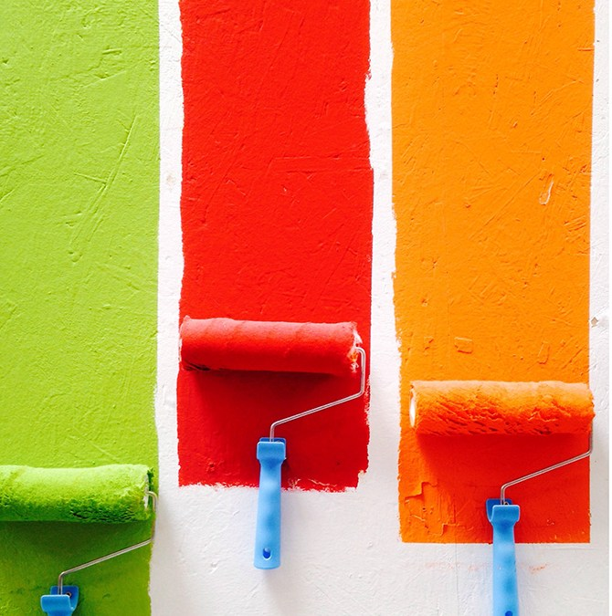 Win a Color Consult from Idea Source for Your Home!