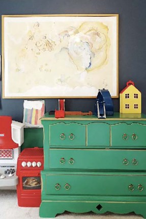 Decorating a Big Kid Room