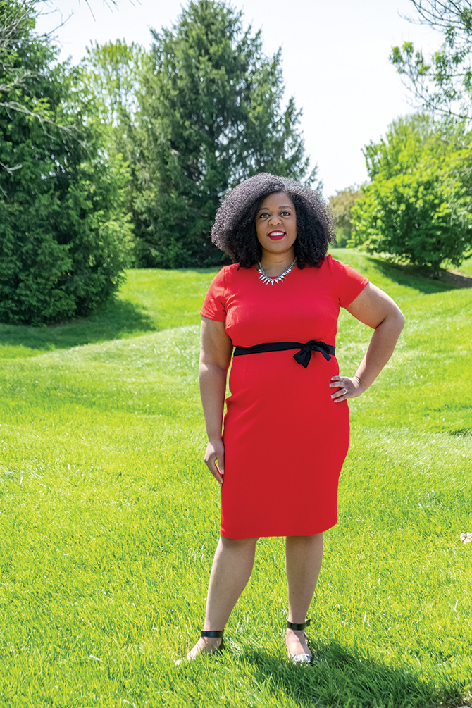 Meet Demetria Miles-McDonald, 2020 Most Admired Woman — Business Owner