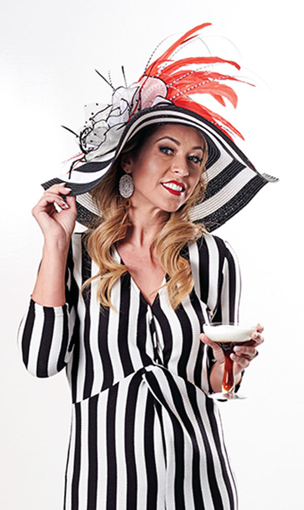 Classic & Simple Derby Fashion — Allison Hoffer