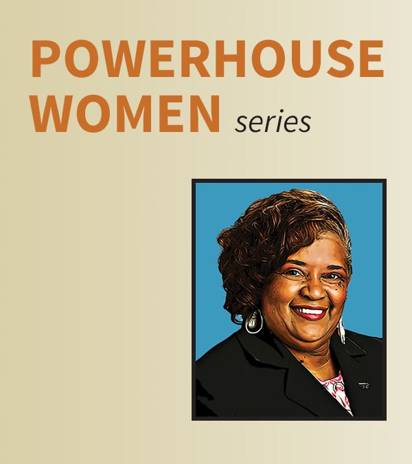 PowerHouse Women — Kathy Pleasant