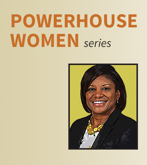 PowerHouse Women — Yvette Gentry