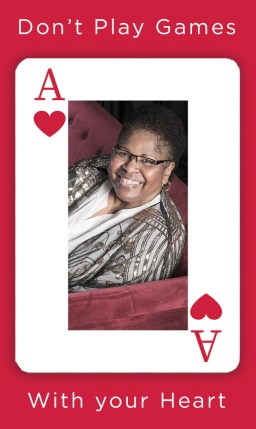 Don't Play Games with Your Heart: Clariese Armstrong