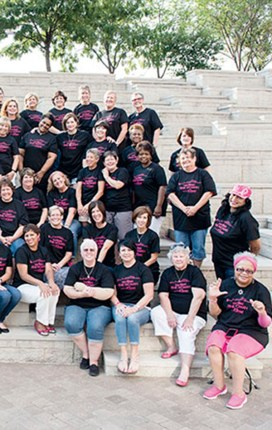 Be Part of Our Pink Woman Photo Shoot and More!