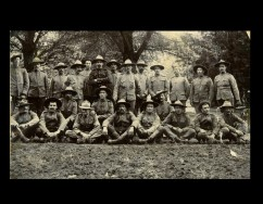 Lord Strathcona Horse South Africa during Boer War.